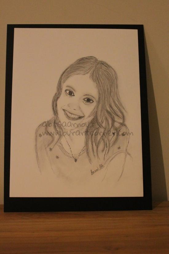 Drawing a3 Martina Stoessel
