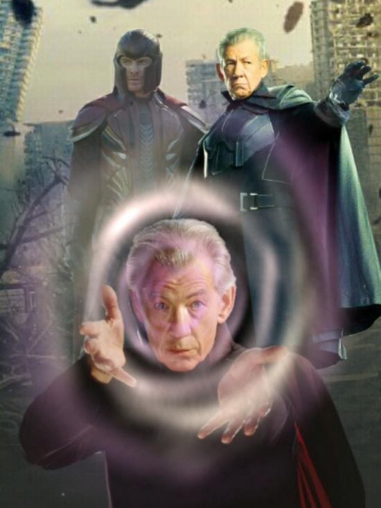 Magneto Tribute