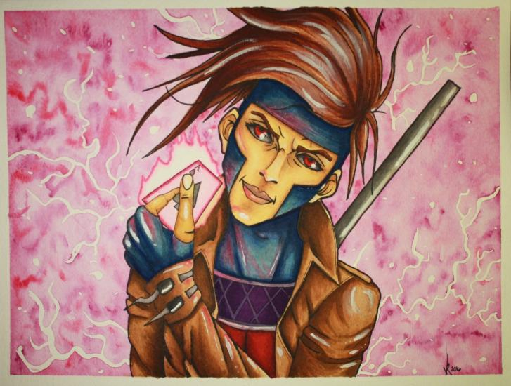 Gambit (with youtube VIDEO)