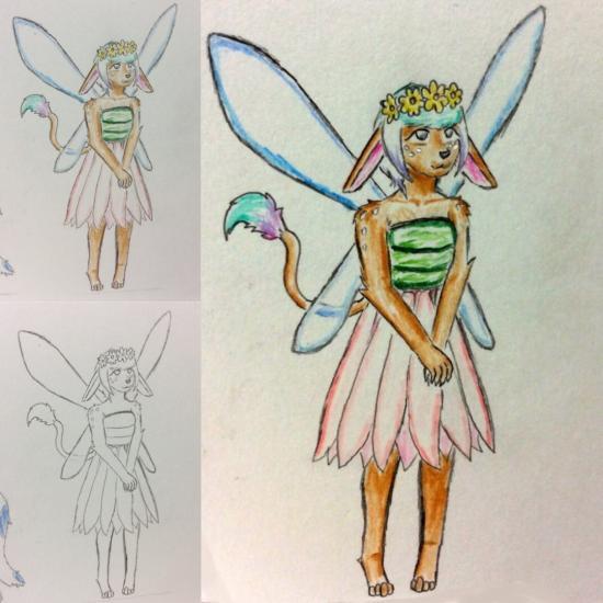 Esme the fairy