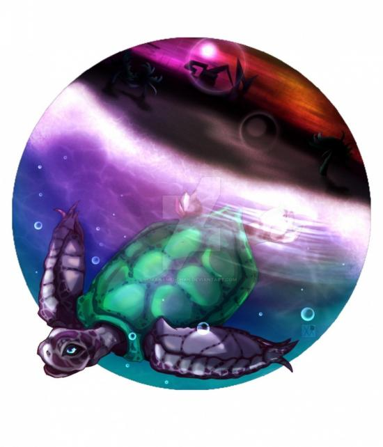 [ Fable Sea-life Collection ] - Turtle