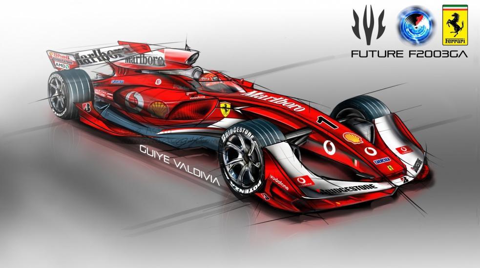 Future F2003GA