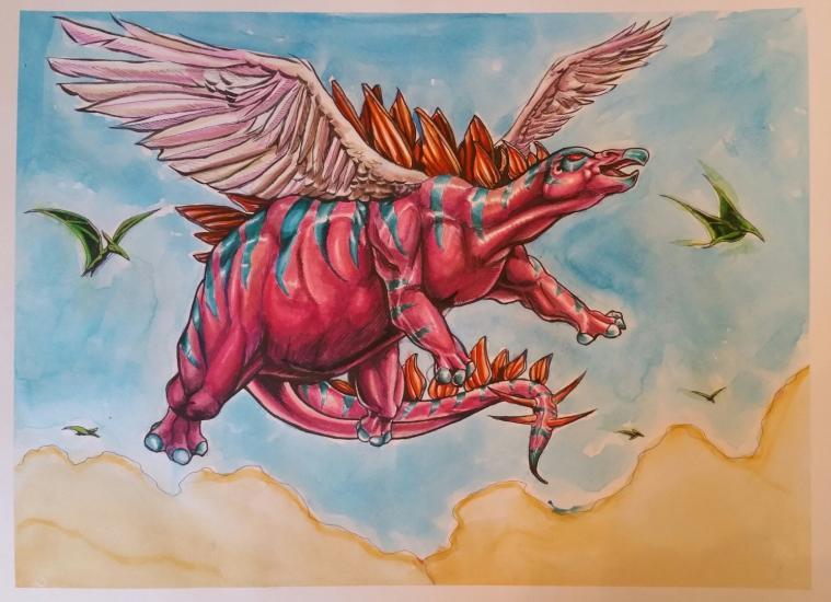 Stegasus, or Pegasaurus Unbound
