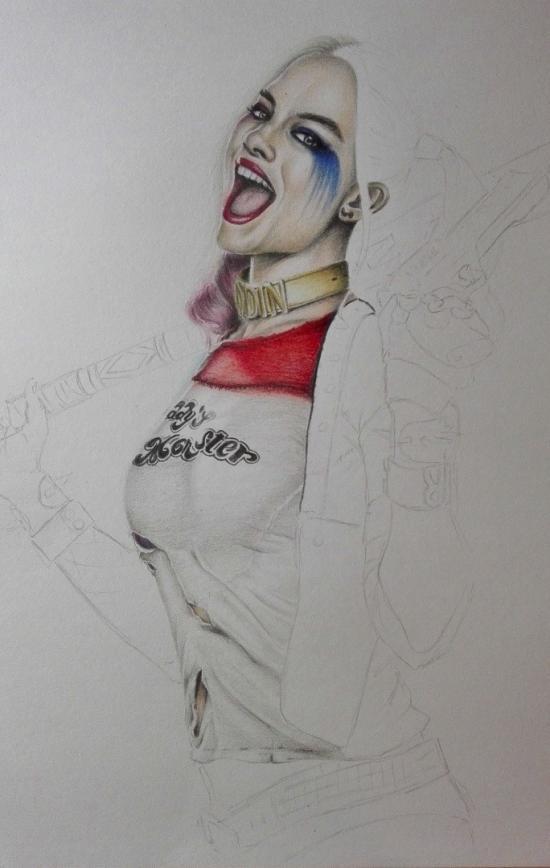 Harley Quinn (WIP)