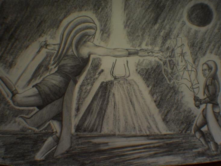 Duel on Malachor