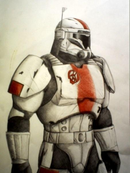 Norlann, Republic Commando