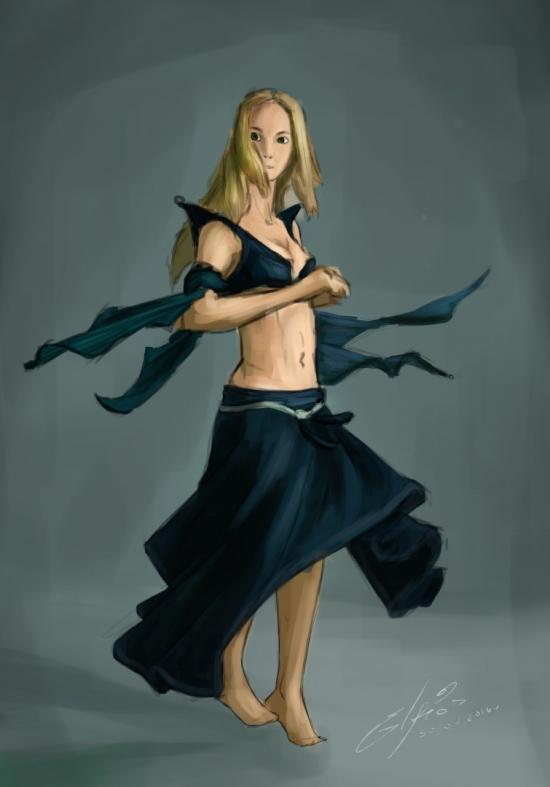 Day 31: Desert Dancer