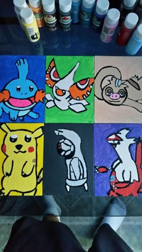 My gen 3 pokemon team