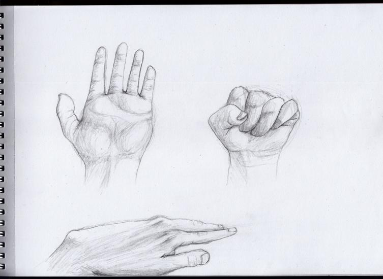 Hand Practice (Traditional)