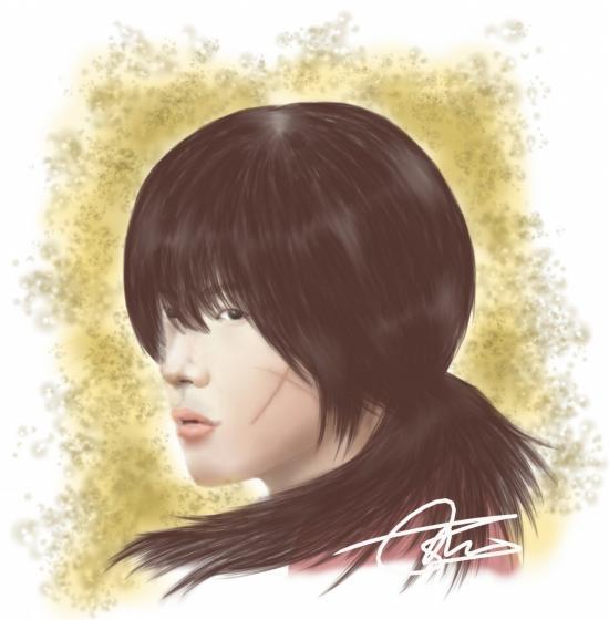 Takeru Sato as Rurouni Kenshin