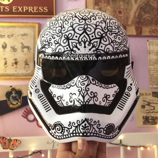 New Stormtrooper Mask