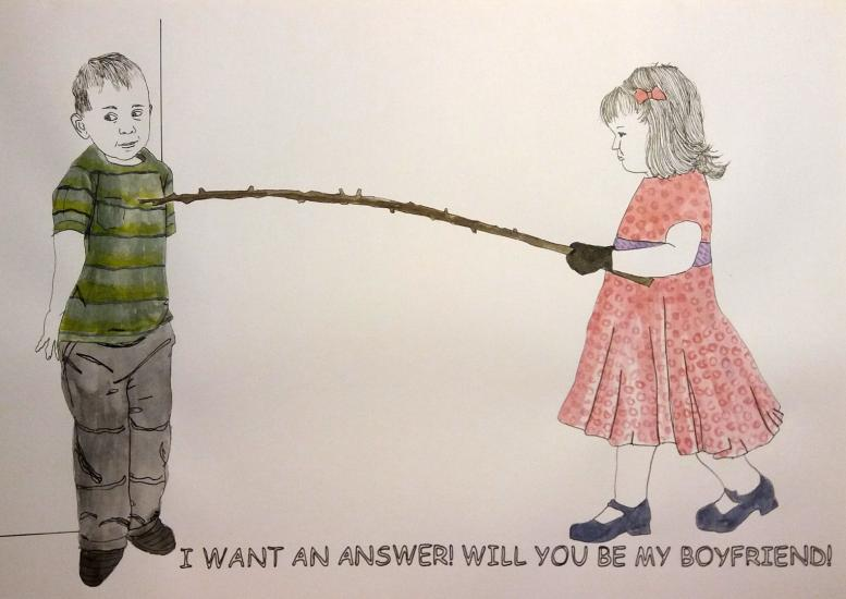 True love from a child's perspective