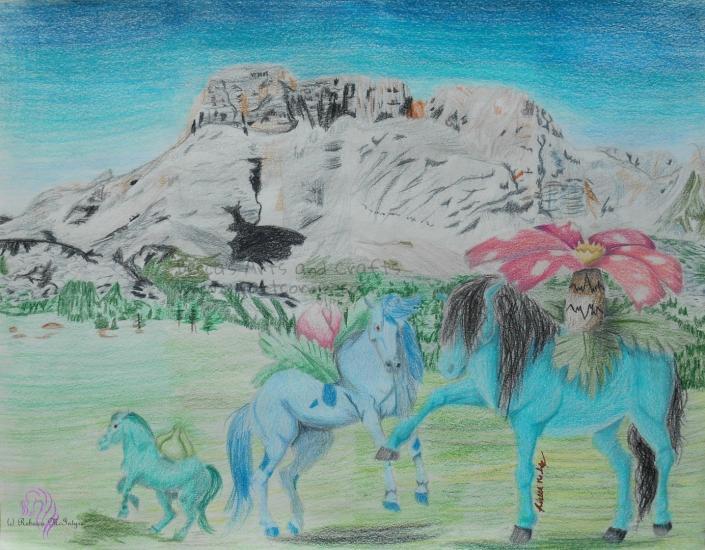Bulbasaur Evolution Horses