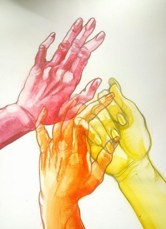 Warm Hands