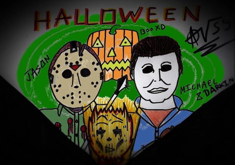 Happy Halloween, Darkin