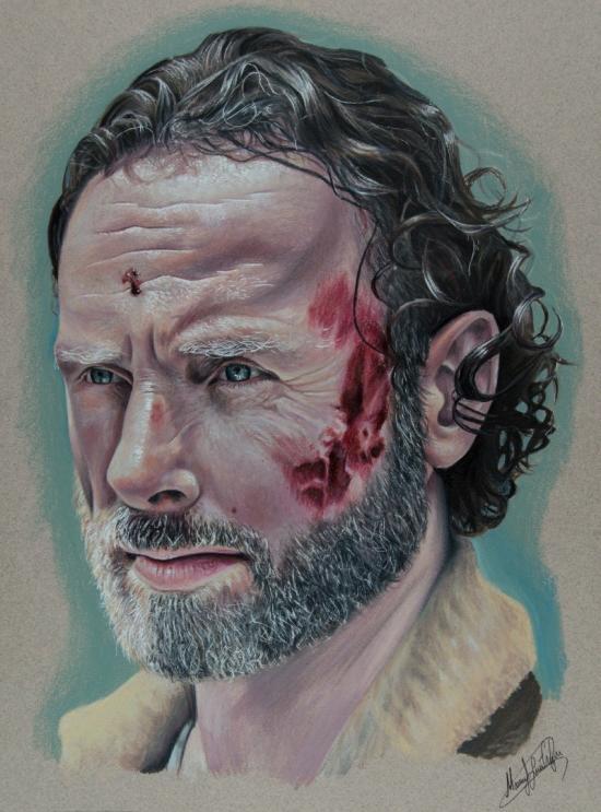 TWD Rick Grimes
