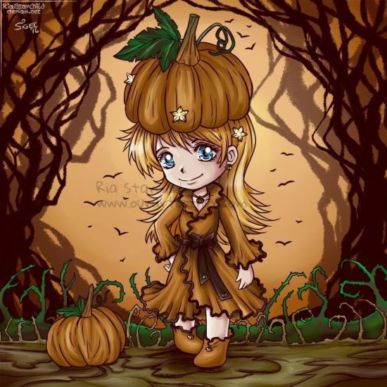 Halloween Cuty