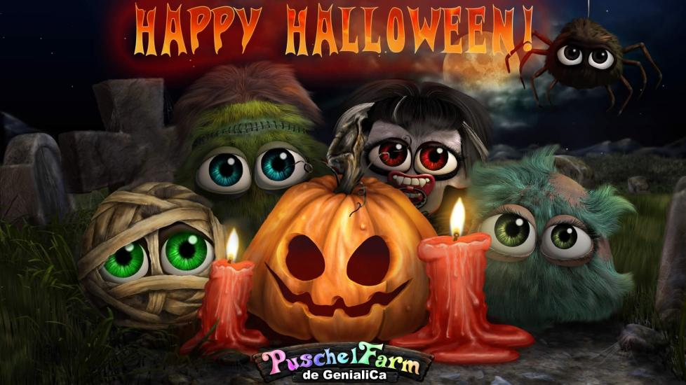 Happy Halloween - 2016 - PuschelFarm