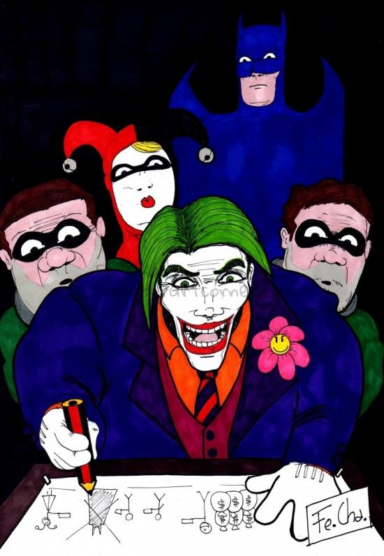 joker`s plan