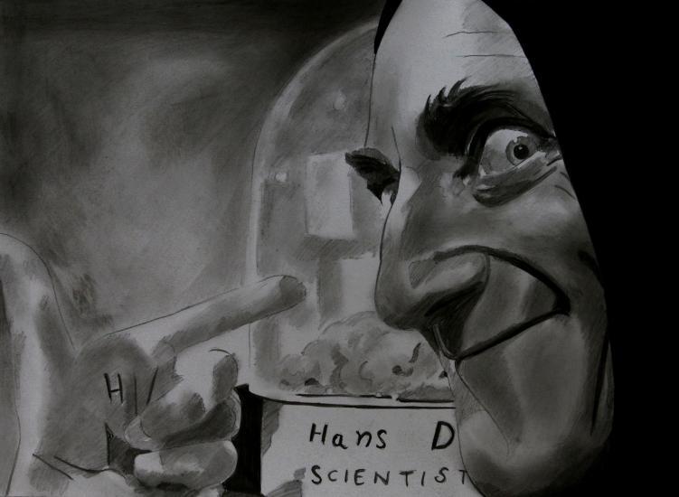 Marty Feldman as Igor ( pronounce Aïgor )