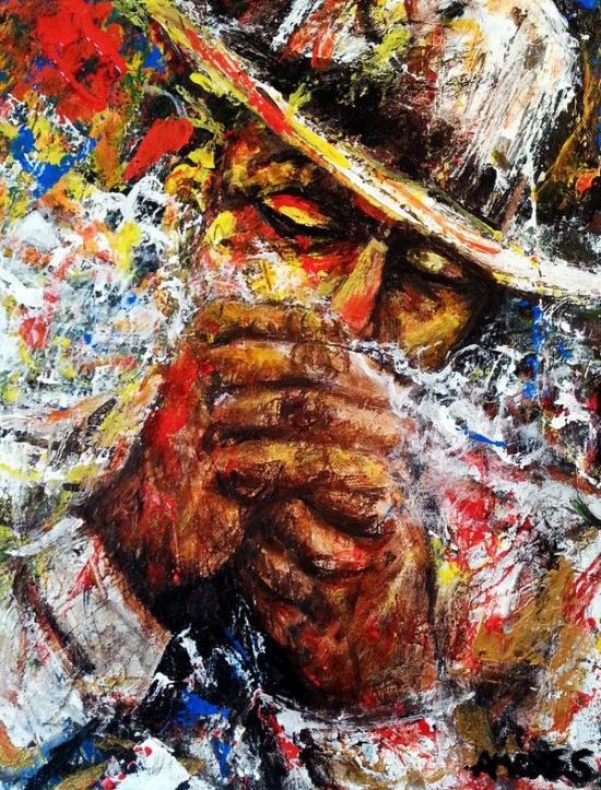 The midnight smoker