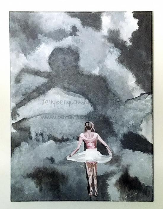 Dreams of a ballerina