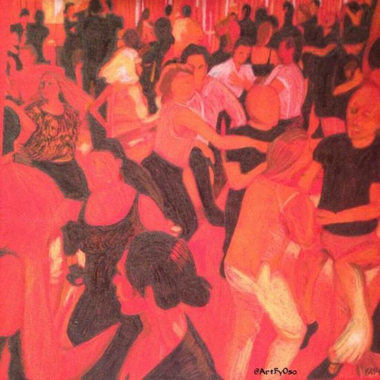 Salsa at the club