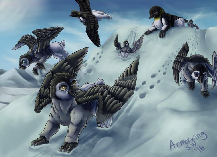 Arctic Griffins