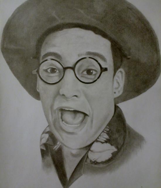 Safari man ~