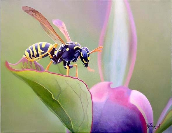 Wily Wasp