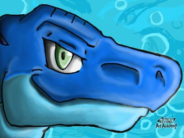 Blue rex