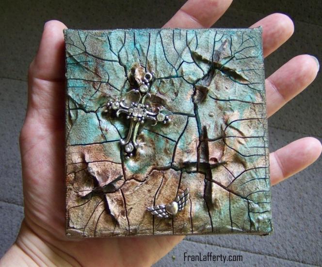 Four Cross Crackle