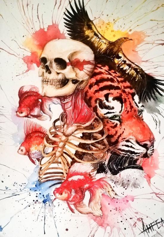 Death fantasy