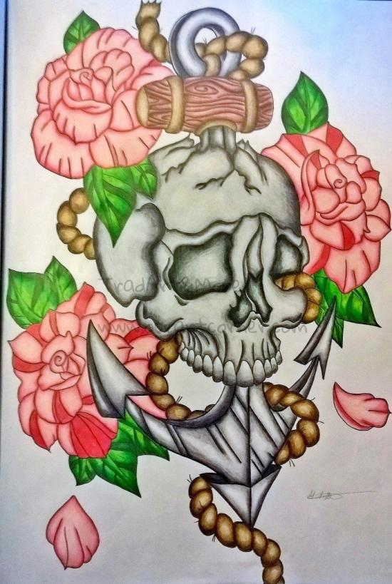 Skull Anchor (Finished)