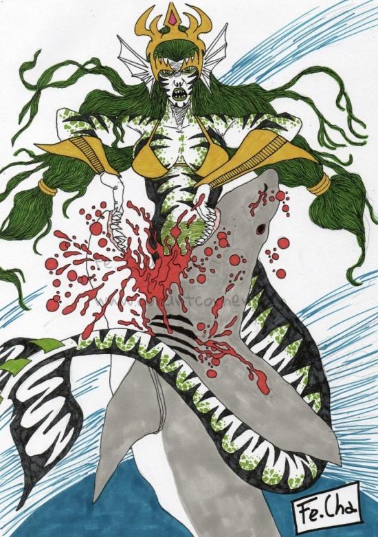 bad mermaid