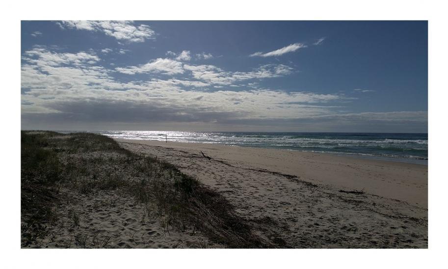 that beach