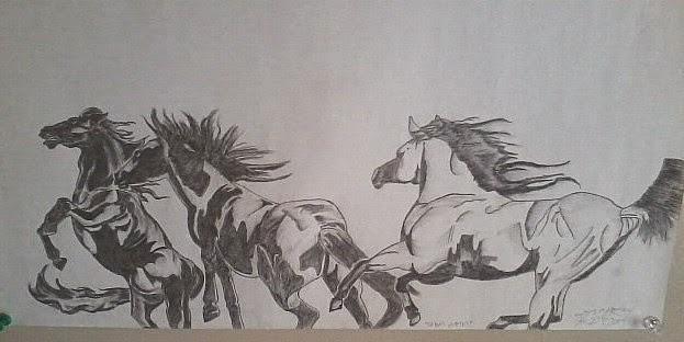 Tara's Horses, 2014