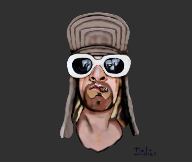 Zbrush-Kurt