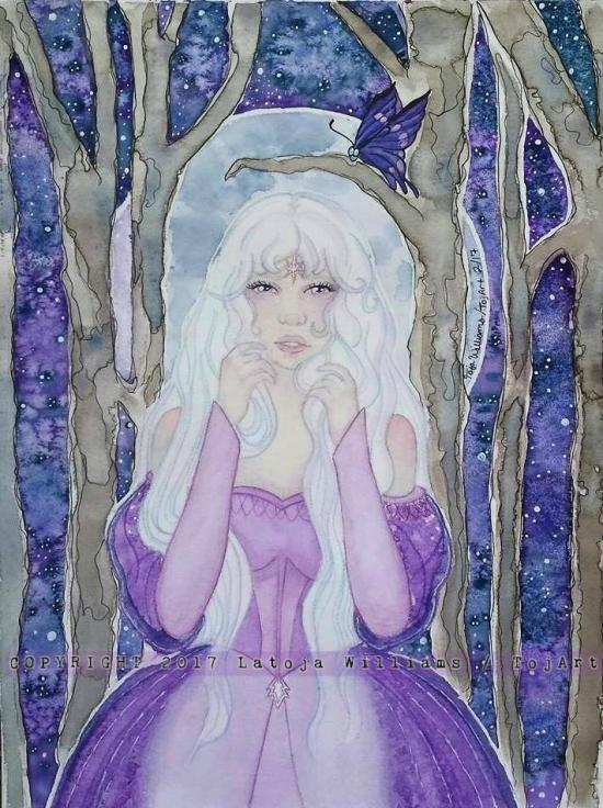 Lady Almalthea/The Last Unicorn