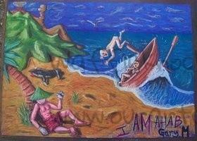 I am Ahab!