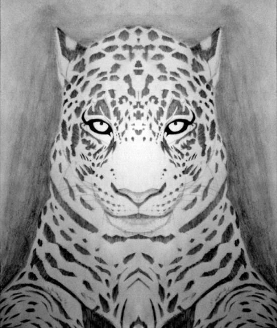 Jaguar ( mirrored)