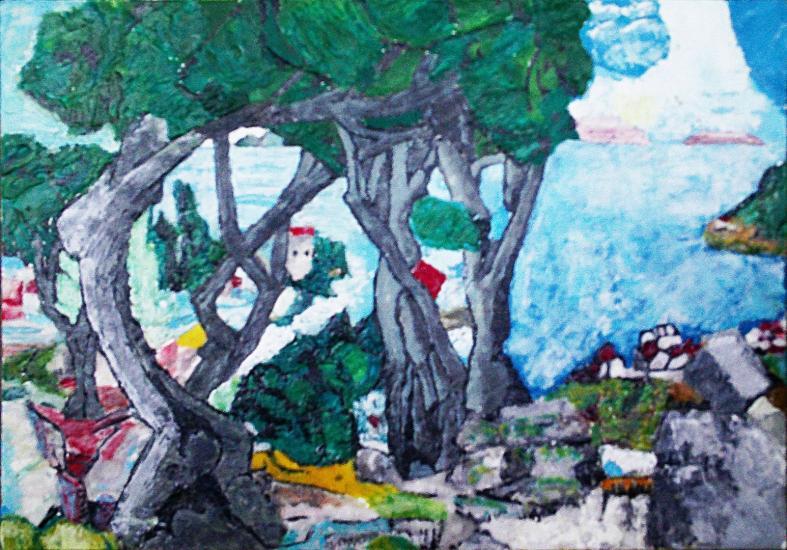 Mladen Veza's Olive Tree