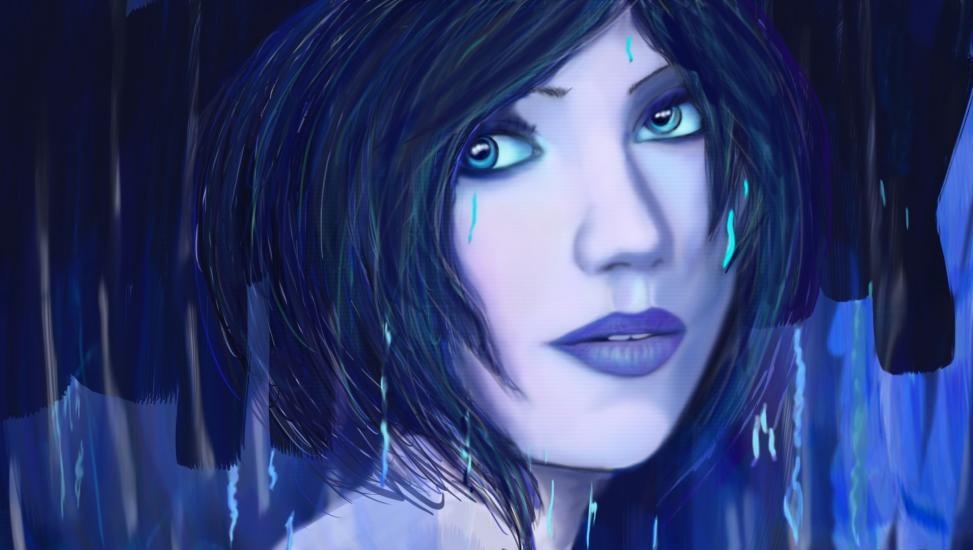 Cortana - Halo