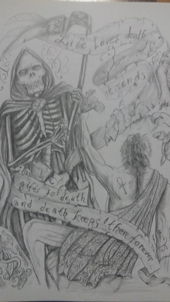 Life loves Death