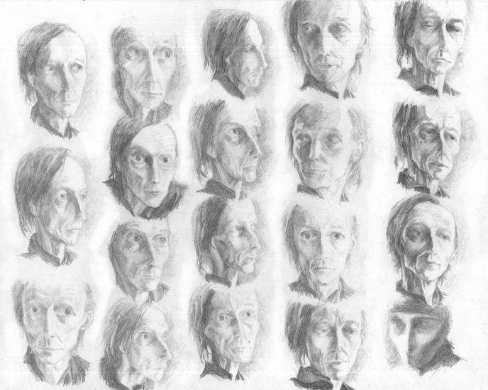 Julian Richings study