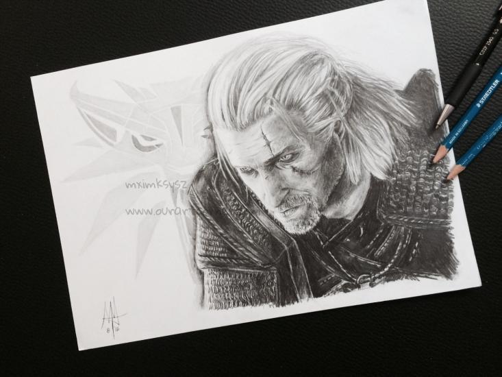 Geralt of Rivia / Witcher 3