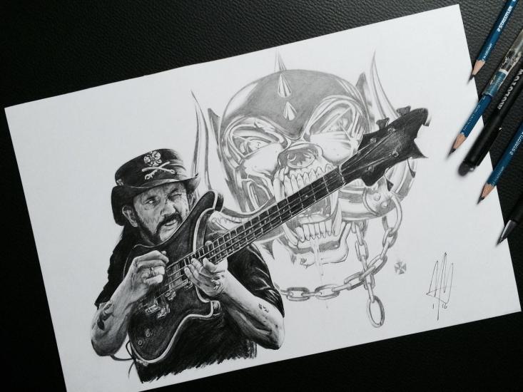 Lemmy Eilmister - Motörhead