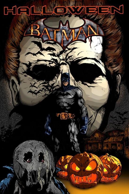 Batmans Halloween