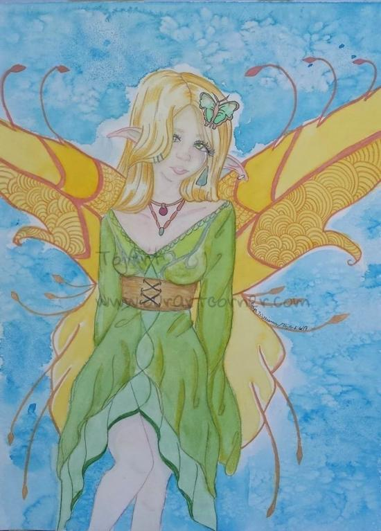 Adaline a fairy of knowledge