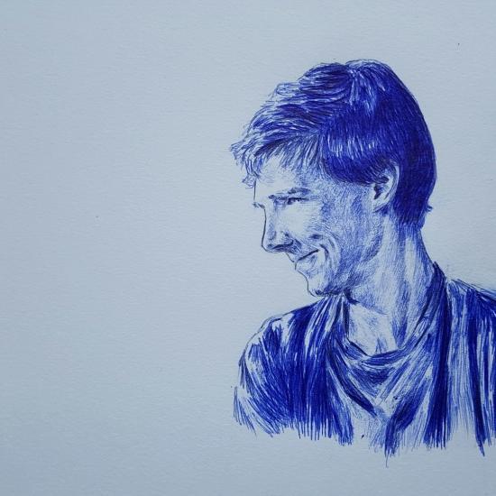 Benedict ballpoint